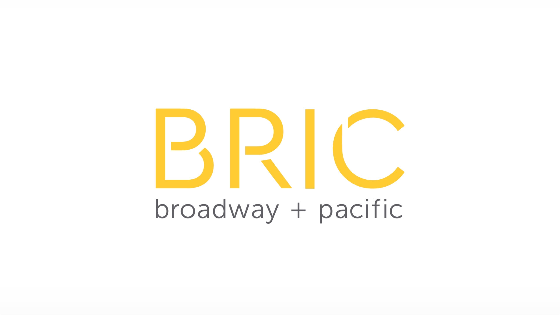 BRIC - broadway + pacific